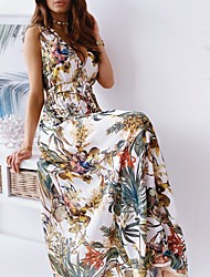 cheap -european and american foreign trade independent station wish amazon blast models 2021 summer new printed lace dress women