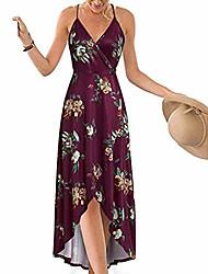 cheap -maxi dresses for women petite women short sleeve loose plain maxi dresses casual long dresses with pockets wine