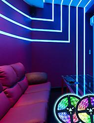 cheap -LED Strip Lights RGB 10M 32.8ft Tiktok Lights 600LEDs Flexible Color Change SMD 2835 with 44 Keys IR Remote Controller and 100-240V Power Supply for Home Bedroom Kitchen TV Back Lights DIY Deco