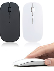 cheap -1600 dpi usb optical wireless computer mouse 2.4g receiver super slim mouse for pc laptop