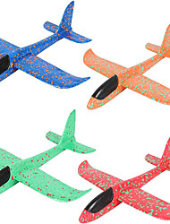 cheap -4 Pack Airplane Toys 14 inch Large Throwing Foam Plane 1 Flight Mode Glider Plane Flying Toy for Kids for 3 4 5 6 7 Year Old Boys Girls Outdoor Sport Activity Birthday Party Favors
