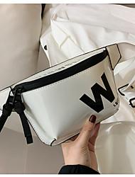 cheap -Women's Bags Fanny Pack Daily Outdoor Bum Bag White Black Blue Yellow