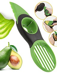 cheap -Three-In-One Avocado Knife Multi-Purpose Avocado Slicer
