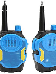 cheap -2pcs Baby Walkie Talkie Toy Kids Pretend Play Interaction Toy Remote Radio Walkie Talkie Toy Child Educational Toy