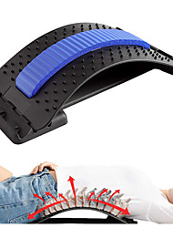 cheap -Back Stretcher Lumbar Stretching Device with 3 Adjustable Settings Lumbar Back Pain Relief Device for Upper and Lower Back Pain Relief Spinal Pain Relieve Herniated Disc Spinal Stenosis