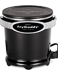 cheap -presto 05420 frydaddy electric fryer, black
