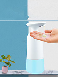 cheap -Automatic Sensor Soap Dispenser Spray Gel Compatible Household Hand Washing Device Foam Soap Dispenser