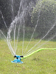 cheap -Lawn Sprinkler Automatic Garden Water Sprinklers Lawn Irrigation System 3000 Square Feet Coverage Rotation 360 Degree