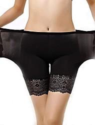 cheap -yoaoo 2 pack of women's plus size lace boyshort panties high waist hipster boyshorts underwear,5566,xl