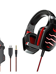 cheap -OVLENG GT86 Gaming Headset USB 3.5mm Audio Jack PS4 PS5 XBOX Ergonomic Design Retractable Stereo for Apple Samsung Huawei Xiaomi MI  PC Computer Gaming