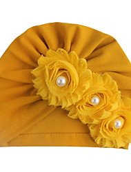 cheap -Kids / Toddler Girls' Baby Products Baby Solid Color Sunflowers And Drill Hedging Hats Children's Hats Manufacturers Wholesale