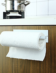 cheap -Wall Mount Toilet Paper Holder Wall Mount Black/White Carbon Steel Toilet Paper Holders