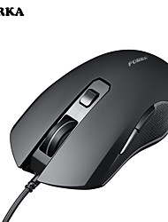 cheap -new wired gaming mouse 6button 3200dpi led usb computer mouse gamer silent optical mice with backlight for pc laptop notebook
