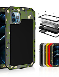cheap -Beeasy Waterproof Case for iPhone 11 iPhone SE 2020 iPhone 8 Case Shockproof Heavy Duty Cover with Screen Three Layers Body Shockproof DropProof Tough Rugged Metal Bumper Military Grade Outdoor