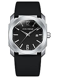 cheap -MINI FOCUS Men's Sport Watch Analog Quartz Minimalist Calendar / date / day / One Year / Japanese