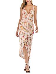 cheap -aliexpress amazon sexy backless digital print dress sequin lace stitching dress