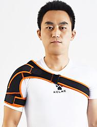 cheap -Shoulder Support Sports Shoulder Pads Support Anti-strain Protection One-shoulder Adjustable Protective Shoulder Strap