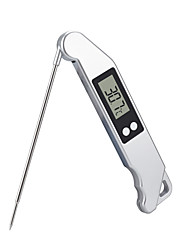 cheap -TS-BN61 Portable / Smart BBQ Thermometer LCD backlight display, Digital Temperature Measurement