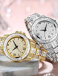 cheap -Women's Quartz Watches Analog Quartz Glitter Sparkle Diamond / Japanese