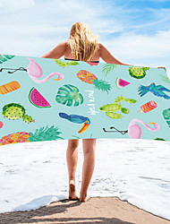 cheap -factory direct sale square bath towel, microfiber digital printing beach vacation cushion shawl, super large beach towel