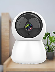 cheap -Auto Tracking 1080P PTZ Two Way Audio Tuya Wireless WiFi IP Security Camera Smart Life Camera Alexa Google ONVIF Camera