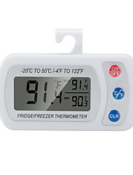 cheap -TS-BY53 Portable / Multi-function Temperature Gauge LCD backlight display