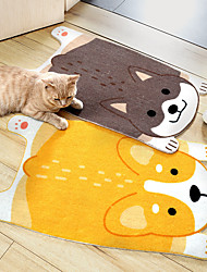cheap -Dog Cat Dog Bed Mat Dog Cooling Mat Cooling Mat for Pet Cartoon Animal Comfort Keep Cool For Hot Summer For Indoor Outdoor Use Fabric for Large Medium Small Dogs and Cats