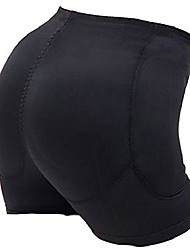 cheap -Corset Women's Control Panties Seamless Casual Simple Style Breathable Tummy Control Basic Yoga Solid Color Seamed Not Specified Nylon Polyester Christmas Halloween Wedding Party Daily Wear Spring