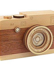 cheap -Music Box Camera 1 pcs Gift Home Decor Wooden For Kid's Adults' Boys and Girls