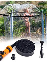 cheap -Trampoline Sprinkler for Kids, Outdoor Trampoline Water Sprinkler Summer Water Fun Yard Toys Sprinkler Hose(26.2FT/8M)