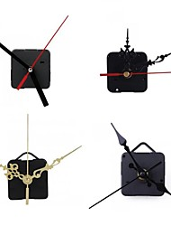 cheap -Clock Mechanism DIY Kit Mechanism for Clock Parts Wall Clock Quartz Hour Minute Hand Quartz Clock Movement
