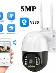 cheap -v380 ball machine wifi wireless surveillance camera home outdoor high-definition security 360 camera ball machine 1080p