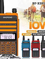 cheap -camoro digital mobile walkie talkie 10w ip67 baofeng bf-x3plus dmr tri-band ham cb radio transceiver kit walkie talkie