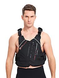 cheap -YON SUB Life Jacket Rain Waterproof Breathability Waterproof Zipper Oxford cloth Swimming Boating Water Sports Life Jacket for Adults