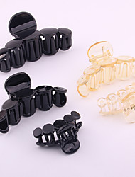 cheap -new material abs gripping clip for children's hairpin, dot hairpin, special hot sale, high-quality engineering plastic, high-strength