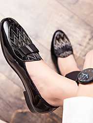 cheap -Men's Shoes Penny Loafers Glamorous & Dramatic Ceremony Evening Party Engagement Party Clubwear Driving PU Fall Winter Spring