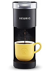 cheap -keurig k-mini coffee maker, single serve k-cup pod coffee maker, 6 to 12 oz. brew sizes, black