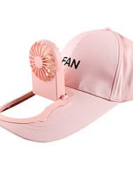 cheap -2021 Fashion Fan Hat Summer Outdoor Sports Hat Sun Protection Cap With Solar Fan Bicycle Climbing Baseball Cap