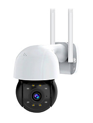 cheap -1080P HD PTZ Ip Camera Wireless Wifi CCTV Security Surveillance Cameras Dome Mini AI Human Detection Night Vision Audio Talk
