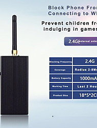 cheap -newest 2.4g internet wifi blocker device prevent wifi signal-jammer 2-5meters to prevent kid from being addicted to online games