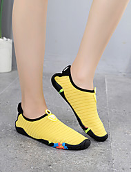 cheap -Women's Water Shoes Breathable Mesh Anti-Slip Quick Dry Swimming Diving Surfing Snorkeling Scuba Kayaking - for Adults