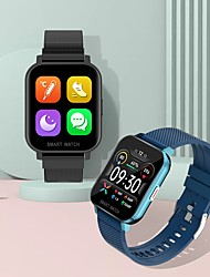 cheap -MT28 Smartwatch Fitness Running Watch Bluetooth IP 67 Touch Screen Heart Rate Monitor Blood Pressure Measurement Pedometer Call Reminder Sleep Tracker for Android iOS / Sports / Sedentary Reminder