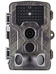 cheap -Campark Trail Camera-Waterproof 16MP 1080P Game Hunting Scouting Cam with 3 Infrared Sensors for Wildlife Monitoring with 120°Detecting Range Motion Activated Night Vision 2 LCD 42pcs