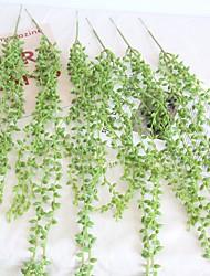 cheap -Simulation Lover's Tears Hanging Vines Decorative Plant Vines 78cm