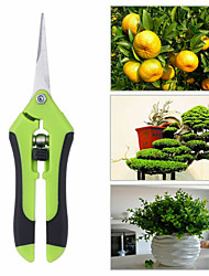 cheap -Stainless Steel Garden Scissors Harvest Pruning Plants Weed Trimming