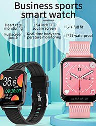 cheap -MT28 Smartwatch for Apple/ Android Phones, Sports Tracker Support Heart Rate / Blood Pressure Measure