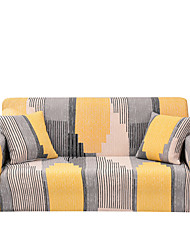 cheap -Sofa Cover Contracted  Print Dustproof Stretch Slipcovers Stretch Super Soft Fabric Couch Cover Fit for 1to  4 Cushion Couch and L Shape Sofa (You will Get 1 Throw Pillow Case as free Gift)