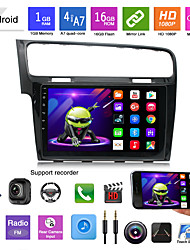cheap -suitable for volkswagen golf 7 android navigation integrated machine android mp5 player gps navigation reversing image