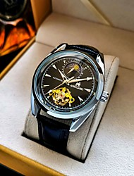 cheap -men's watch fashion business watch automatic mechanical watch