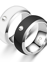 cheap -smart nfc mobile phone label ring